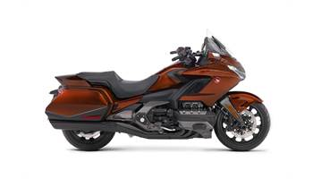 2018 Gold Wing - Pearl Stallion Brown