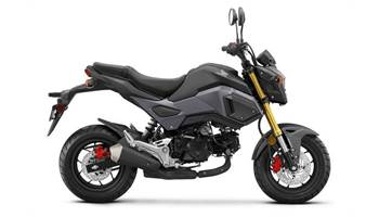 2018 GROM ABS