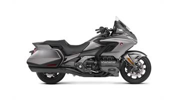 2018 Gold Wing DCT - Demo