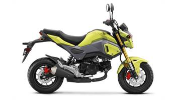 2018 Grom List Price $3349 Call for our price