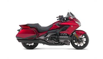 2018 Gold Wing - Candy Ardent Red