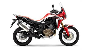 2018 Africa Twin - Rally Tricolour