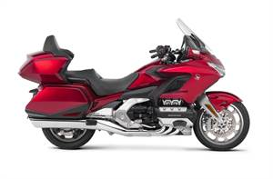 Gold Wing Tour - Candy Ardent Red