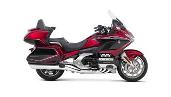 2018 Gold Wing Tour Airbag DCT