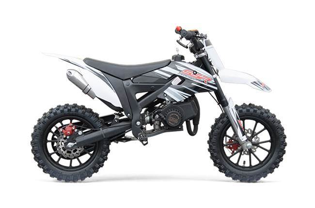 SSR Motorsports Electric Dirt Bike