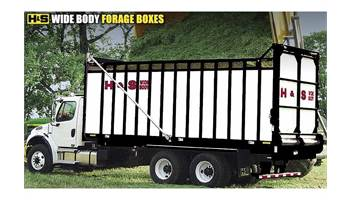 "2017 24"" Wide Body Forage Box"