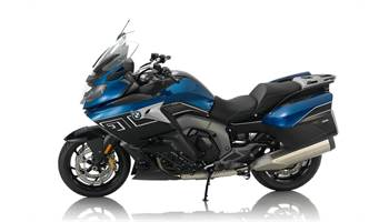 2018 K 1600 GT - Lupin Blue Metallic/Black Storm