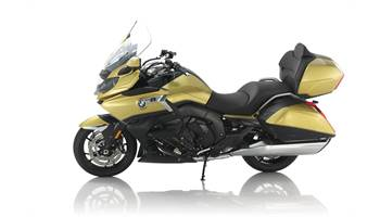 2018 K 1600 Grand America - Austin Yellow/Black Storm