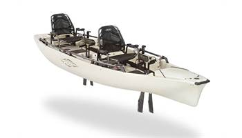2017 Mirage Pro Angler 17T