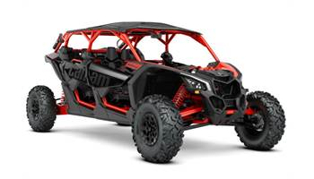 2018 Maverick™ X3 MAX X™ rs Turbo R - Triple Black &Red