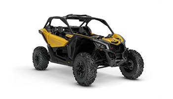 2018 MAVERICK X3 X DS TUR