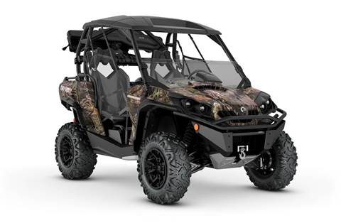 2018 Commander™ Mossy Oak® Hunting Edition 1000R