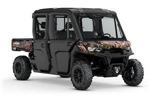 Defender MAX XT™ CAB HD10 - Break-Up Country Camo®