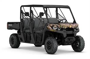Defender MAX DPS™ HD10 - Break-Up Country Camo®