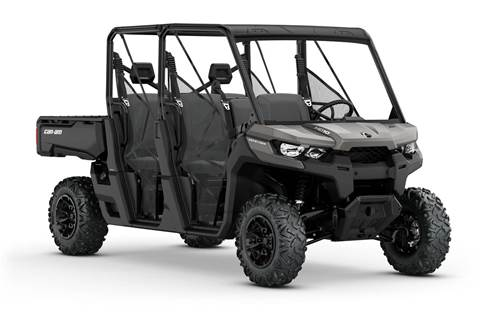 2018 Defender MAX DPS™ HD10 - Pure Magnesium Metallic