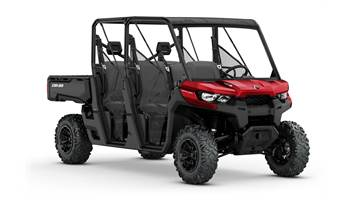 2018 Defender MAX DPS™ HD8 - Intense Red