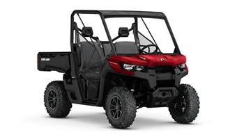 2018 Defender DPS™ HD8 - Intense Red
