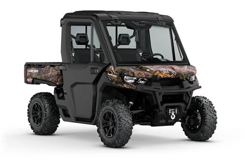 2018 Defender XT™ CAB HD8 - Break-Up Country Camo®