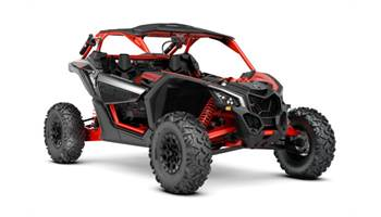 2018 Maverick™ X3 X™ rs Turbo R - Triple Black & Red