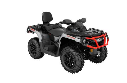 2018 Outlander™ MAX XT™ 1000R - Brushed Aluminum