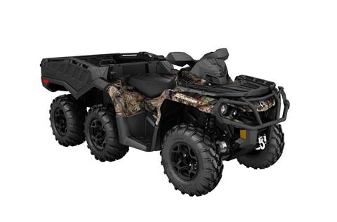 2018 Outlander™ 6x6 XT™ 1000 - Break-Up Country Camo®