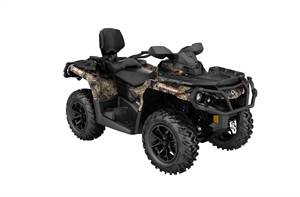 Outlander™ MAX XT™ 650 - Break-Up Country Camo®