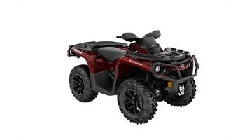 2018 OUTLANDER 1000 XT-Intense Red