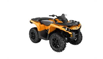 2018 ATV OUTLANDER DPS 1000REFI OC 18