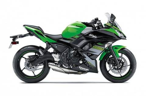 2018 Ninja 650 ABS Kawasaki Racing Team