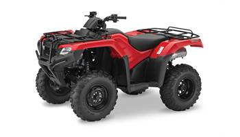 2018 TRX420 DCT IRS EPS