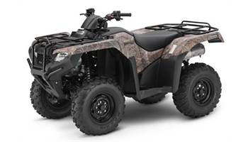 2018 FourTrax Rancher 4x4 Auto DCT IRS EPS - Camo
