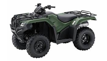 2018 FourTrax Rancher - 4X4 ES