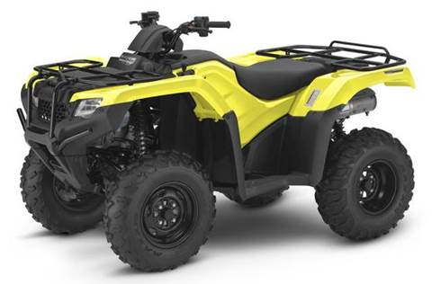 2018 FourTrax Rancher 4x4 Auto DCT IRS EPS