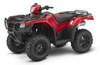 2018 Honda FOURTRAX FOREMAN RUB