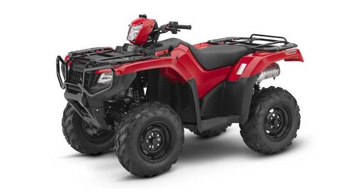 Honda Utility/Recreational ATVs