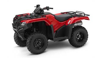 2018 FourTrax Rancher 4x4 Auto DCT EPS