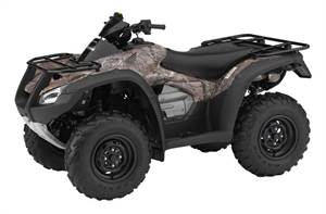 FourTrax Rincon - Honda Phantom Camo®