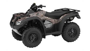 2018 FourTrax Rincon - Honda Phantom Camo®