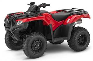 FourTrax Rancher 4x4 Auto DCT IRS