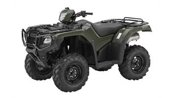 2018 FourTrax Foreman Rubicon 4x4 Automatic DCT