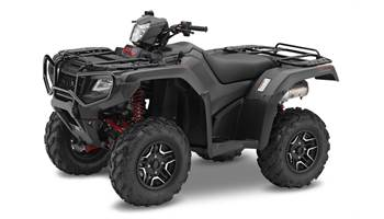 2018 TRX500 Rubicon DCT Deluxe