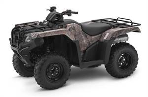 FourTrax Rancher 4x4 ES - Honda Phantom Camo®