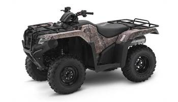 2018 FourTrax Rancher 4x4 ES - Honda Phantom Camo®