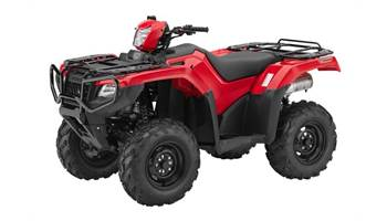 2018 TRX500FM6 Fourtrax Rubicon 4x4 EPS
