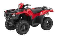 2018 Honda FourTrax Foreman Rubicon 4x4 Automatic DCT