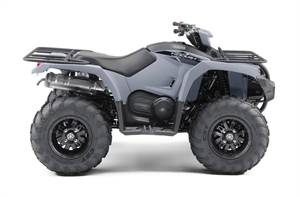 Kodiak 450 EPS - Armor Grey w/Aluminum Wheels