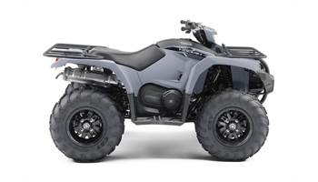 2018 Kodiak 450 EPS - Armor Grey w/Aluminum Wheels