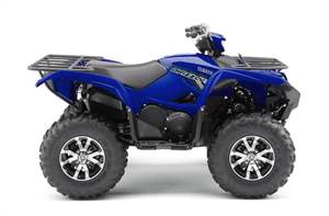Grizzly EPS 4WD