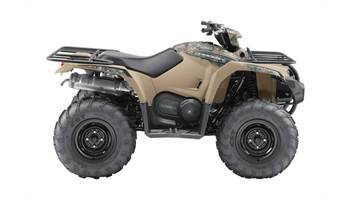 2018 Kodiak 450 EPS - Beige with Camo Graphics