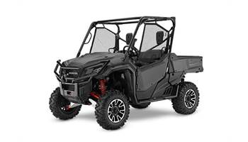 2018 Pioneer 1000 3-seat Limited Edition